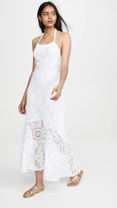 Temptation Positano Cagliari Halter Dress