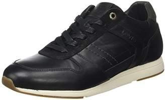 Levi's Men's Bristol Low-Top Sneakers, (Regular Black 59)