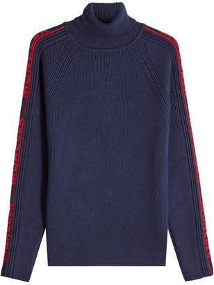 Moncler Wool Turtleneck Pullover