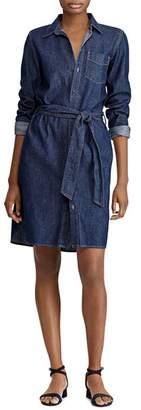 Ralph Lauren Denim Shirt Dress