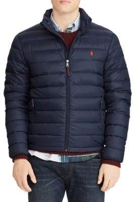 Polo Ralph Lauren Quilted Down Puffer Jacket