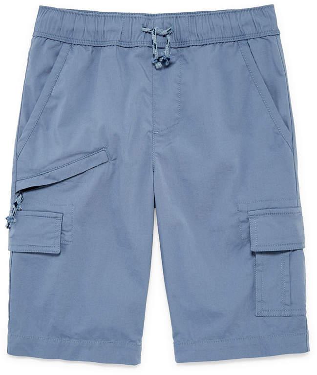 Woven Cargo Shorts Boys