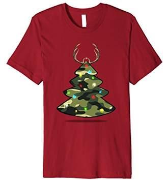 Camo Christmas Tree Shirt
