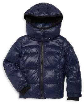 S13/Nyc Boy's Downhill Quilted Parka