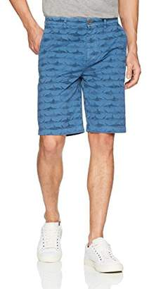 Margaritaville Men's Sharkline Printed Short