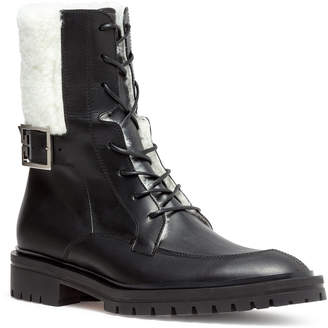 Givenchy Aviator shearling ankle boots