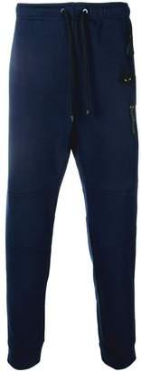 Fendi cuffed track pants