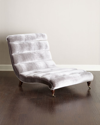 Haute House Channel Chaise