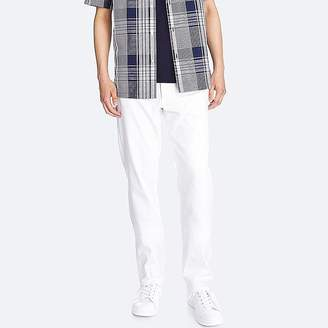 UNIQLO Men's Miracle Air Regular Fit Tapered Jeans $49.90 thestylecure.com