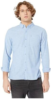 dd8afadee1 Hurley Blue Men's Longsleeve Shirts - ShopStyle