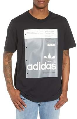adidas Pantone Graphic T-Shirt