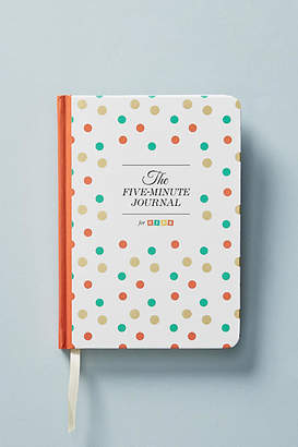 Anthropologie The Five Minute Journal for Kids