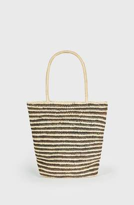 Joie The Little Market Medium Striped Tote Bag