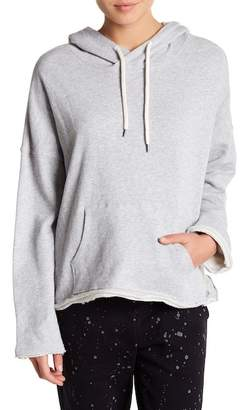 Betsey Johnson Hooded French Terry Pullover