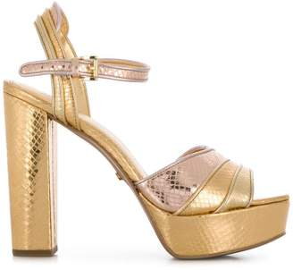 MICHAEL Michael Kors strappy platform sandals