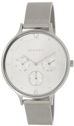 Skagen Women's Anita Bracelet Watch $145 thestylecure.com