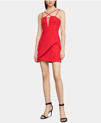 BCBGMAXAZRIA Short Sheath Dress