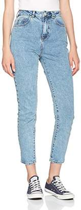 Miss Selfridge Women's Acid Mom Boyfriend Jeans,(Manufacturer Size: 6)
