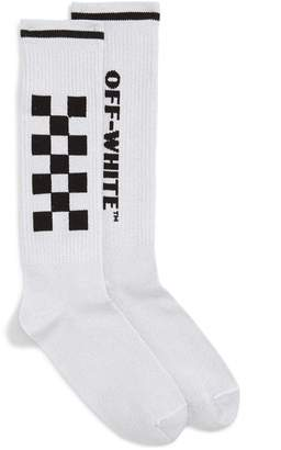 Off-White Taxi Socks