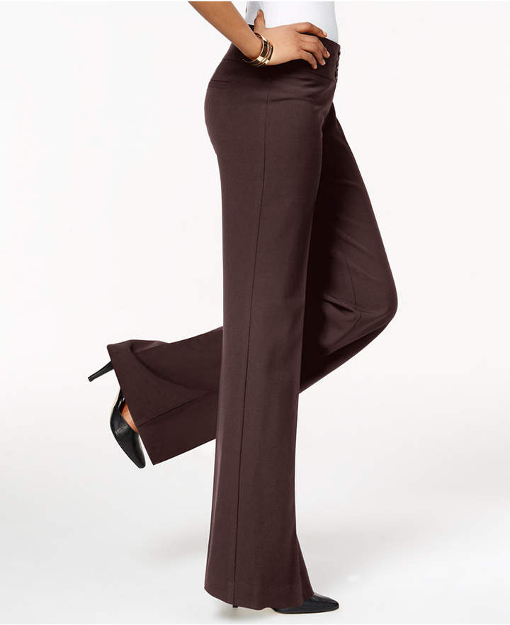 Style & Co Stretch Wide-Leg Pants, Only at Macy's 5