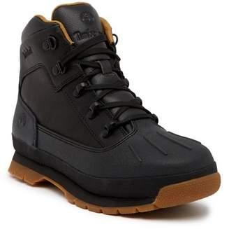 Timberland Eurohiker Shell Waterproof Boot (Big Kid)