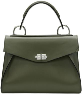 Proenza Schouler Green Medium Hava Bag $1,950 thestylecure.com