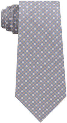 Kenneth Cole Reaction Men's Eclipse Dot Silk Tie