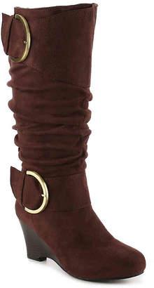 Journee Collection Irene-1 Wedge Boot - Women's