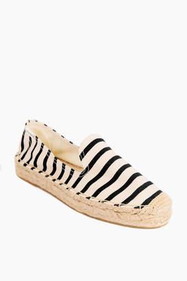 Soludos Classic Stripe Smoking Slipper