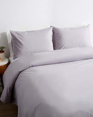 Sewn & Made Linen Border Duvet Set
