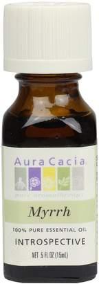 Aura Cacia Essential Oil, Introspective Myrrh, fluid ounce