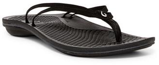 OluKai Unahi Flip Flop Sandal $70 thestylecure.com
