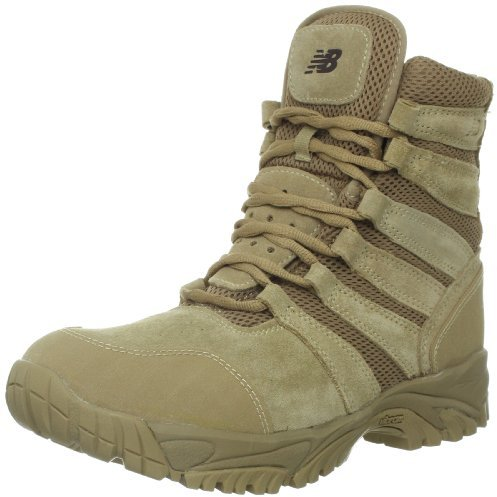 New Balance Tactical Men's Bushmaster 8-Inch Work Boot