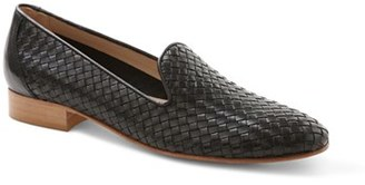 Women's Andre Assous Kourtney Woven Loafer $234.95 thestylecure.com