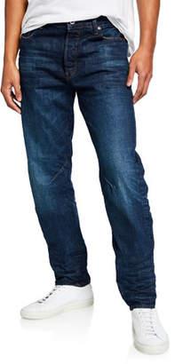 G Star G-Star Men's Arc Relaxed-Fit Tapered Higo Denim Jeans