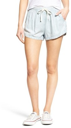 Women's Billabong 'Road Trippin' Shorts $39.95 thestylecure.com