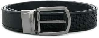 Ermenegildo Zegna textured belt