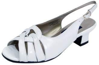 1571404dcd9 Peerage Helen Women Extra Wide Width Slingback Sandal 8.5