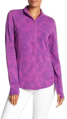 Tommy Bahama Monstera Mash Full-Zip Sweatshirt