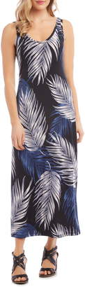 Karen Kane Alana Sleeveless Midi Dress