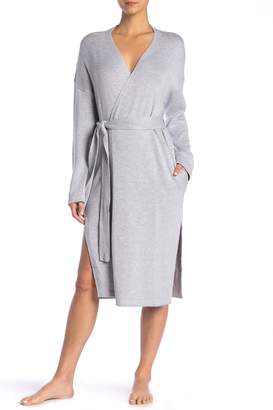 French Connection Soft Knit Robe