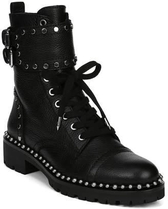 Sam Edelman Jennifer Embellished Leather Boots