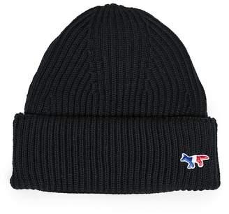 MAISON KITSUNÉ Ribbed Hat