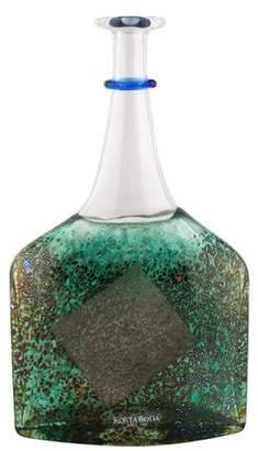 Kosta Boda Satellite Glass Bottle