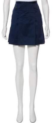 RED Valentino Mini Pleated Skirt w/ Tags