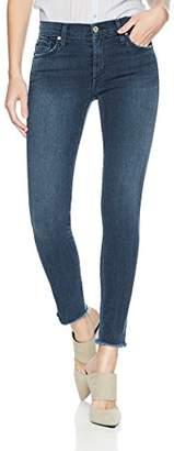 James Jeans Women's Twiggy Ankle Length Skinny Dynasty Clean