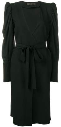 Federica Tosi waist bow detail dress