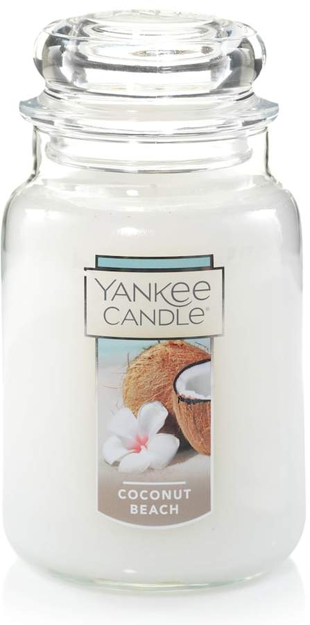 Coconut Beach 22-oz. Candle Jar