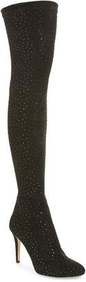 Jimmy Choo Toni Studded Over the Knee Boot
