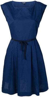 Woolrich tie waist dress
